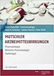 Mutschler Arzneimittelwirkungen